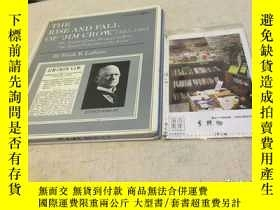 二手書博民逛書店英文原版罕見the rise and fall of Jim G