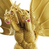 哥吉拉 BANDAI 代理版 特攝 Movie Monster EX系列 王者基多拉 軟膠公仔 94403