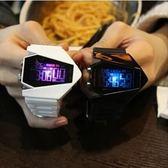 LED手錶男小學初高中學生電子錶 CF防水鬧鐘夜光兒童手錶男孩女孩