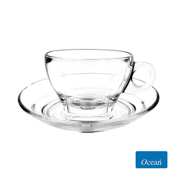 Ocean 可啡系列美式拿鐵杯盤組260cc