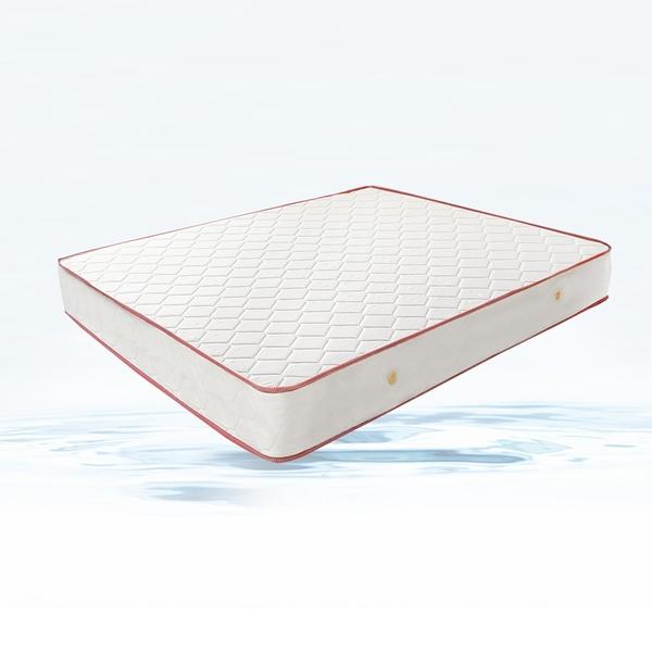 經濟型環保無毒系列-喬蒂無毒舒眠獨立筒床墊/雙人加大6尺/H&D東稻家居