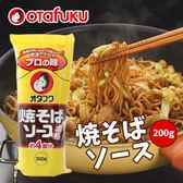 日本 OTAFUKU 多福 炒麵香醋 200g 炒麵醬 醬料 香醋 調味醬 炒麵香醋調味料