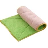洗碗巾 超細纖維加厚吸水抹布廚房雙面擦碗毛巾清潔布百潔布