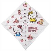 尼德斯Nydus 日本正版 baby 嬰兒用品 三麗鷗 凱蒂貓 Hello Kitty  浴巾 包巾 身高尺浴巾