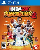 PS4 NBA 2K 熱血街球場 2(中文版)