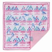 日本今治製有機優質純綿方巾 /  企鵝家族【 Prairiedog】