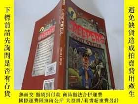 二手書博民逛書店CREEPERS:Ghost罕見Writer 爬蟲:幽靈作家Y200392