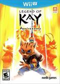 WiiU Legend of Kay Anniversary 凱之傳說 周年版(美版代購)