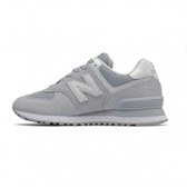 New Balance 女款灰色經典復刻鞋-NO.WL574OAA