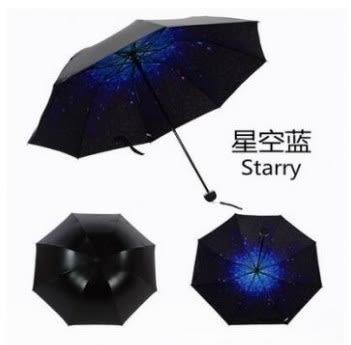 預購-創意小雛菊黑膠傘
