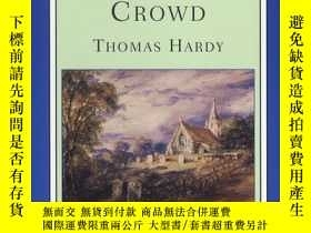 二手書博民逛書店Far罕見from the Madding Crowd (Norton Critical Editions)遠離塵