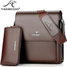 袋鼠雙層設計男包 單肩包斜挎包 郵差包 ipad包 降價兩天