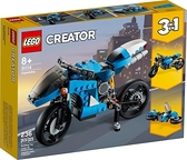 樂高LEGO CREATOR 超級摩托車 31114 TOYeGO 玩具e哥