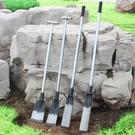 挖樹鏟子錳鋼加厚洛陽鏟挖溝土坑洞神器園藝...
