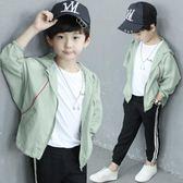 男童防曬衣服2019新款童裝男孩韓版透氣夏季中大兒童寶寶薄款外套