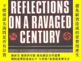二手書博民逛書店Reflections罕見On A Ravaged CenturyY256260 Robert Conques