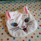 【發現。好貨】迪士尼 瑪莉貓立體束口袋 收納袋 化妝包 可放拍立得相機 化妝品