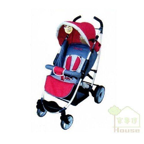 [ 家事達 ]Mother's Love - KC4026 全罩式鋁管 歐式嬰兒手推車 特價
