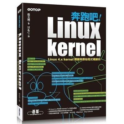 奔跑吧Linux kernel(Linux 4.x kernel關鍵與原始程式碼解析)