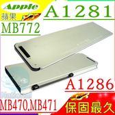 APPLE 電池(保固最久)-蘋果 A1281,A1286,MB772,MB772*/A,MB772J/A,MB772LL/A,MB470CH/A,MB470LL/A,MB470X/A