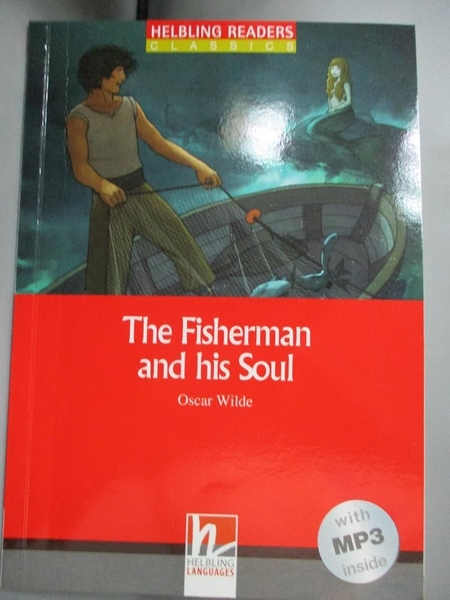 【書寶二手書T6/語言學習_MJH】Helbling Readers Red Series Level 1: The Fisherman and his Soul (with MP3)_Oscar Wilde