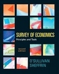 二手書博民逛書店 《Survey of Economics: Principles and Tools》 R2Y ISBN:0131439693│O'Sullivan