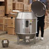 烤鴨爐勁恒90cm商用煤氣烤鴨爐 雙層不銹鐵燃氣燒鵝爐 燒雞爐燒鴨燒烤爐 爾碩LX