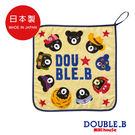 DOUBLE_B      日本製可愛普奇熊毛巾