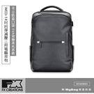 FX CREATIONS 後背包 WED系列 14吋回彈減壓電腦背包 黑色 WED69869A-01 得意時袋