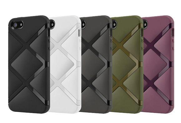 [NOVA成功3C] SwitchEasy BONDS 新潮骨狀 iPhone 5 保護殼  喔!看呢來