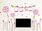 創意壁貼『Loxin 浪漫相框照片牆』相框牆 相片牆