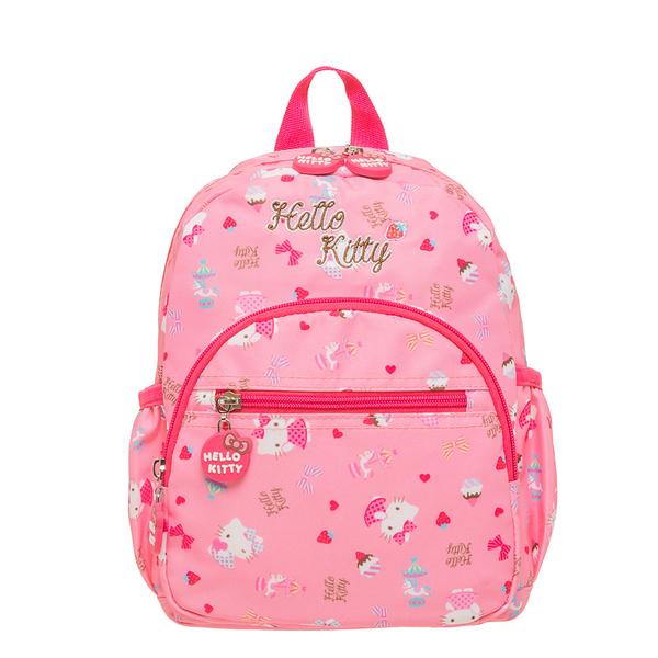 HELLO KITTY 夢幻樂園 後背包 (小) 戶外教學包 粉紅 KT02C01PK