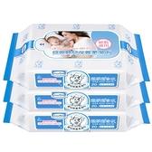 貝恩嬰兒保養柔濕巾20抽x3包