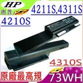 HP 電池(原廠八芯超長效)-惠普 電池- 4210S,4211S,4310S,4311S,HH04,HSTNN-DB91,HSTNN-OB91,HSTNN-OB92