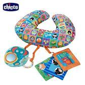 chicco動物樂園遊戲枕