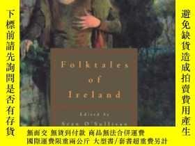 二手書博民逛書店Folk罕見Tales Of IrelandY364682 O'sullivan, Sean