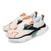 Reebok 慢跑鞋 Royal Aadorun 白 黑 橘 男鞋 女鞋 運動鞋 【PUMP306】 EG2508