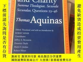 二手書博民逛書店Questions罕見on love and charityY5