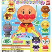 全套6款【日本正版】麵包超人 造型轉蛋 P3 扭蛋 轉蛋 第3彈 公仔 BANDAI 萬代 - 271376