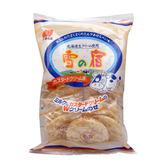 日本三幸北海道奶油雪宿米果124g【愛買】