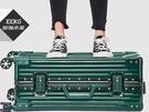 行李箱ins網紅鋁框拉桿箱
