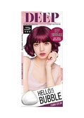 HELLO BUBBLE泡沫染髮劑5BR(波爾多玫瑰)