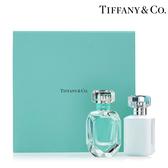 Tiffany&CO 同名女性淡香精 七夕限量禮盒 (淡香精75ML+乳液100ML) 情人節首選【SP嚴選家】
