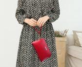 貝殼包   小包包女韓版貝殼包女包手拿零錢包側背包簡約時尚斜背包  宜室家居