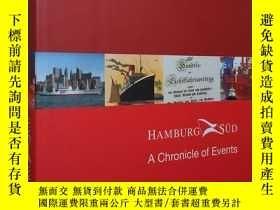 二手書博民逛書店歷史事件編年史Hamburg罕見sud:a chronicle