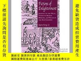 二手書博民逛書店Fictions罕見of Enlightenment: Jour