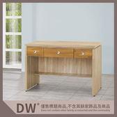 【多瓦娜】19058-628006 安寶耐磨橡木4尺柚木抽辦公桌下座(P41-1)