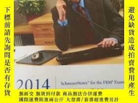 二手書博民逛書店FRM罕見PART 1 2014 BOOK 3 (詳見圖)Y21