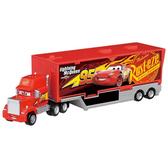 《 TOMICA 》CARS 汽車總動員系列 CARS 全員出擊收納貨車 / JOYBUS玩具百貨
