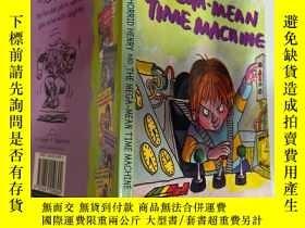二手書博民逛書店horrid罕見henry and the mega-mean time maching:可怕的亨利和超級時間機器